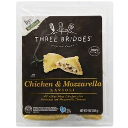 Three Bridges Ravioli