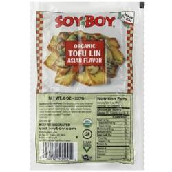 SoyBoy Tofu Lin