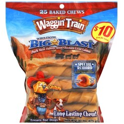 Waggin Train Treats for Dogs