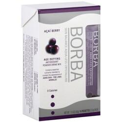 Borba Skin Balance Aqua-Less Crystalline