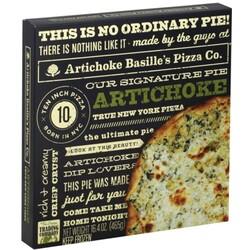 Artichoke Basilles Pizza Pizza