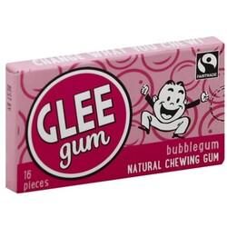 Glee Gum Gum