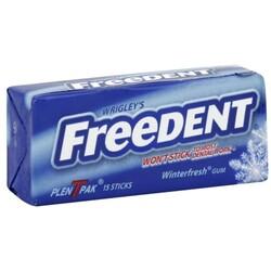 Freedent Gum