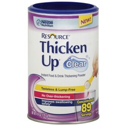Nestle Nutrition Food & Drink Thickening Powder