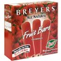 Breyers Fruit Bars