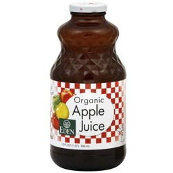 Eden Apple Juice