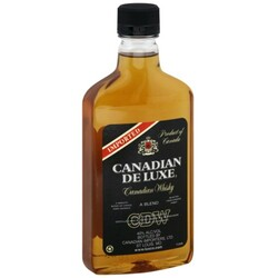 Canadian DeLuxe Whisky