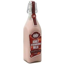 Adult Beverage Adult Strawberry Milk Liqueur