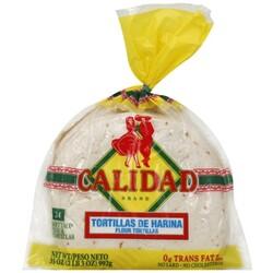 Calidad Tortillas