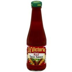 La Victoria Taco Sauce