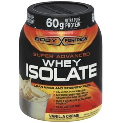 Body Fortress Whey Isolate