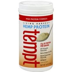 Living Harvest Hemp Protein