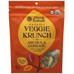 Alive & Radiant Veggie Krunch