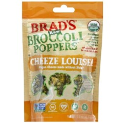Brads Raw Broccoli Poppers