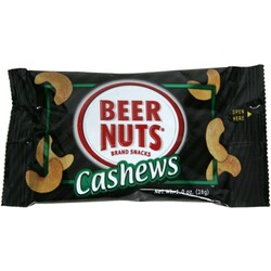 Beer Nuts Cashews