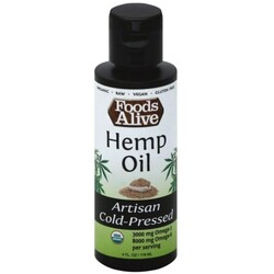 Foods Alive Hemp Oil