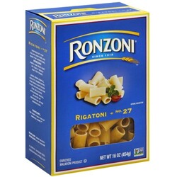 Ronzoni Rigatoni