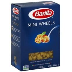 Barilla Wheels
