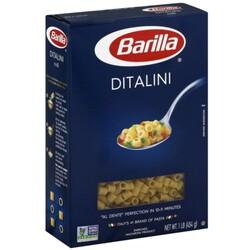 Barilla Ditalini