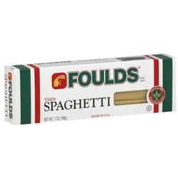 Foulds Spaghetti
