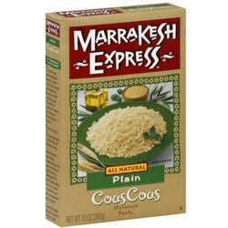 Marrakesh Express Couscous