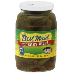 Best Maid Baby Dills