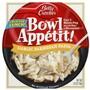 Bowl Appetit Garlic Parmesan Pasta