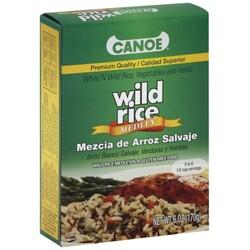 Canoe Wild Rice Medley