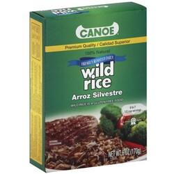 Canoe Wild Rice