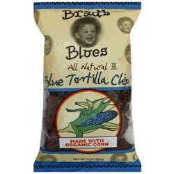 Brads Blues Tortilla Chips