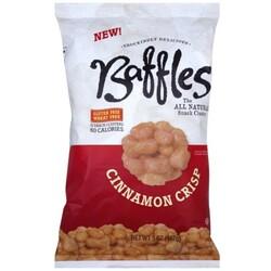 Baffles Snack Cluster