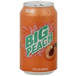 Big Peach Soda