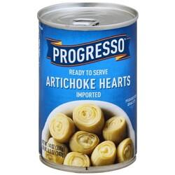 Progresso Artichoke Hearts