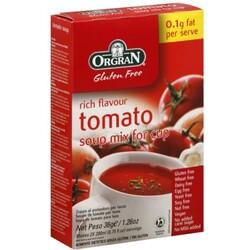 Orgran Soup Mix