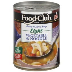 Food Club Soup