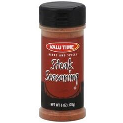 Valu Time Steak Seasoning