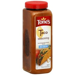 Tones Taco Seasoning