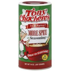 Tony Chacheres Seasoning
