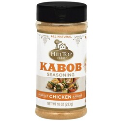 Hilltop Foods Kabob Seasoning