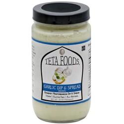 Teta Foods Garlic Dip & Spread