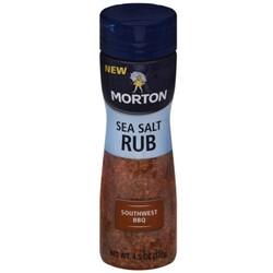 Morton Sea Salt Rub