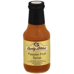Aunty Lilikoi Syrup