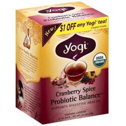 Yogi Probiotic Balance