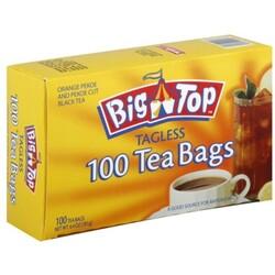 Big Top Tea Bags