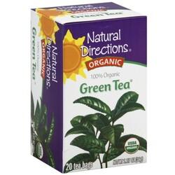 Natural Directions Green Tea