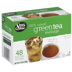 ShurFine Tea Bags