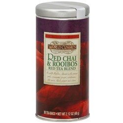 World Classics Red Tea