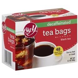 Big Y Tea Bags