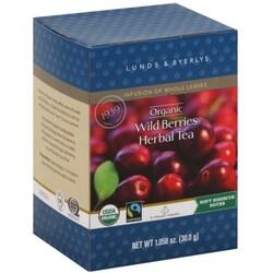 Lunds & Byerlys Herbal Tea