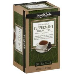 Food Club Herbal Tea